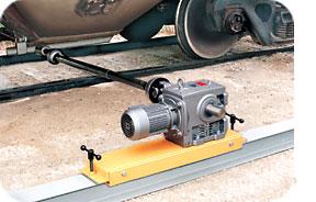 global rail car vibrator